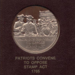 Resolutions of the Stamp Act Congress – Original Text