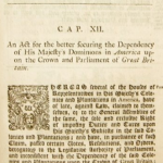 1766 Declaratory Act – Original Text